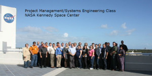 NASA Project Management Class